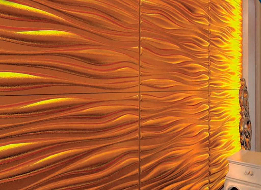 pared-3d-amarilla